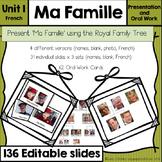 La Famille - Present The Family