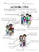 La Famille - Vocabulary Activities