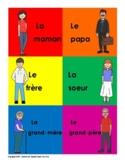 La Famille en Français | The Family in French