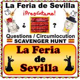 ****LA FERIA DE SEVILLA- Questions of Seville's April Fair & Culture of SPAIN!