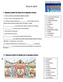 La Feria de abril - Video worksheet