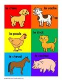 Les Animaux de la Ferme | Animals of the Farm in French
