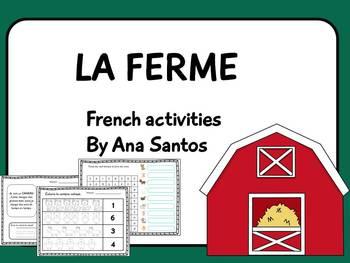 La Ferme- French Activities