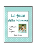 La Festa della Mamma ~ Mother's Day Project * Pac For Italian