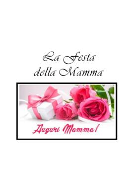 La Festa della Mamma ~ Mother's Day Project * Pac For Italian