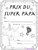 """La Fête des Pères : French """"Best Dad"""" diplomas"""