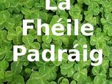 Lá Fhéile Padráig - Foclóir - Gaeilge