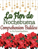 La Flor de Nochebuena Comprehension Builder Super 7 Navida