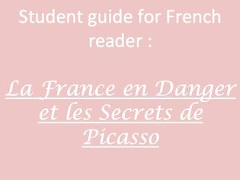 La France en Danger et Les Secrets de Picasso - ch. 4 guide