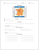 La Francophonie Grouping Sheets for students (MS Word - En