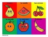 Las Frutas en Español | Fruits in Spanish