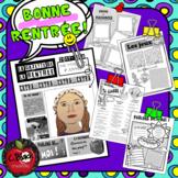 La Gazette de la Rentrée