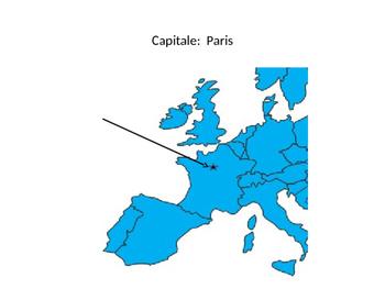 La Geographie d'Europe en francais