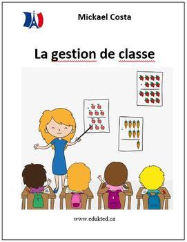 La Gestion de Classe, French Immersion (#66)