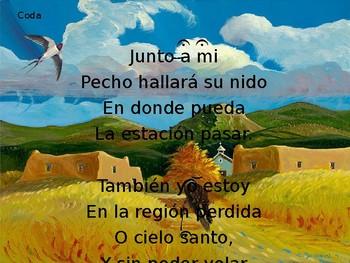 "La Golondrina from ""Canta, Mariachi, Canta!"" - An Animated Sing-Along"