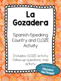La Gozadera - Hispanic Country Song Activity