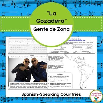 """La Gozadera"" & Spanish-Speaking Countries"