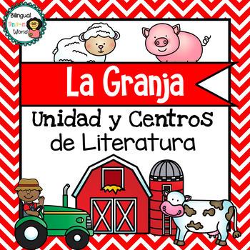La Granja Unidad y Centros de Literatura / Farm Literacy Centers **SPANISH**