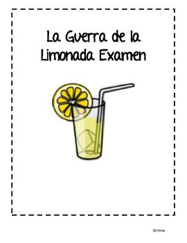 La Guerra de la Limonada Examen