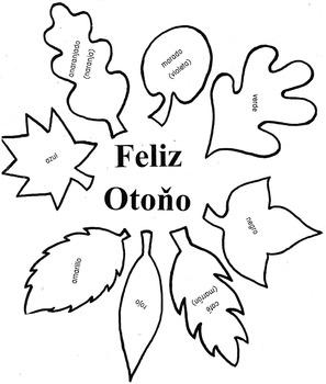 Back to School-La Guirnalda- Fall Wreath in Spanish- Back to School-Autumm