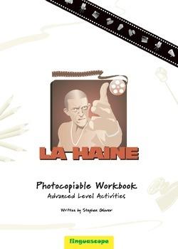 'La Haine' Photocopiable Workbook (Advanced Level Activities)