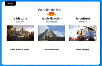 La Historia - History - Video Tutorial