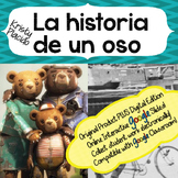 La Historia de un Oso: Bear Story: includes ONLINE INTERACTIVE ACTIVITIES