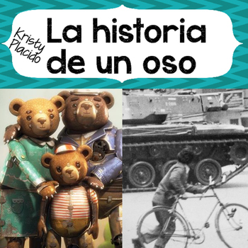 La Historia de un Oso: Bear Story (Oscar winning Chilean animated short!)