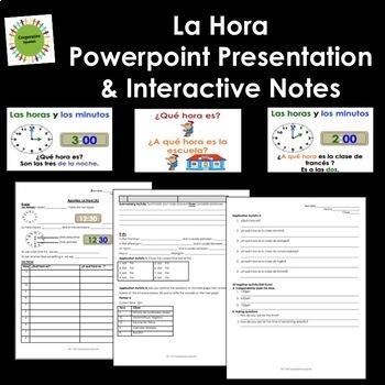 La Hora: Telling Time in Spanish