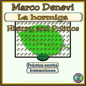 La Hormiga - guía de estudio para un análisis de la sociedad latinoamericana
