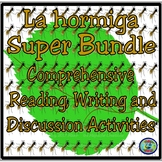 La Hormiga de Marco Denevi Literature, Politics, Science Super Bundle