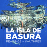 La Isla de Basura - Reading and Authentic Listening Activity