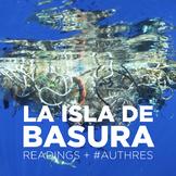 La Isla de Basura - Reading and Authentic Listening Activity