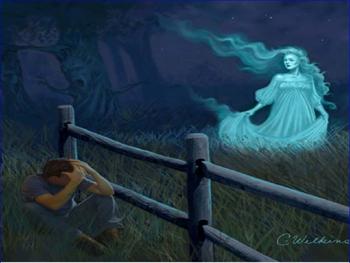 La LLorona The Weeping Woman