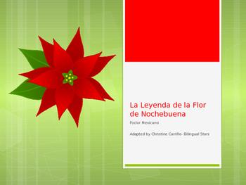 La Leyenda de la Flor de Nochbuena - TPRS Lesson
