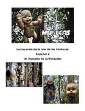 La Leyenda de la isla de las muñecas