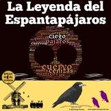 La Leyenda del Espantapájaros. Spanish Movie Lessons for Vocabulary and Grammar.