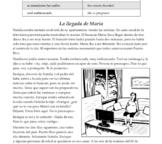 La Llegada de María - Spanish CI Lesson