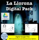 La Llorona Digital Pack