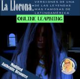 La Llorona Legend Leyenda Spanish Readings & Activities #AUTHRES