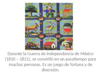 La Loteria Mexicana