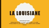 La Louisiane - An information package -  Mardi Gras Pre-Teaching