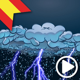 La Magia del Agua, Animated Video About the Water Cycle