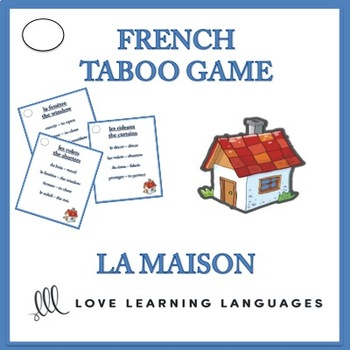 La Maison - French Taboo Speaking Game