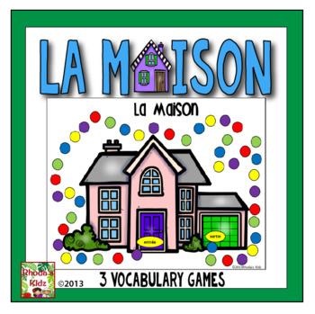 La Maison -games-