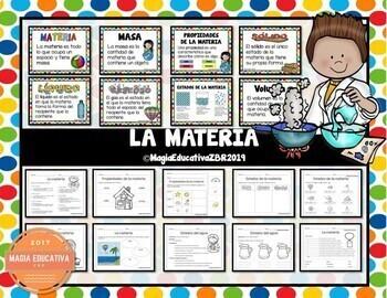 La Materia (The Matter_Spanish)