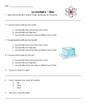 La Matière 5e Quiz