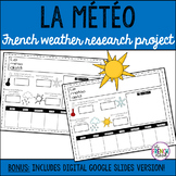 La Météo French Weather Research Project