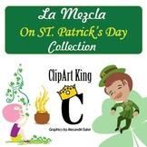 La Mezcla on St. Patrick's Day