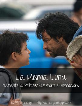 La Misma Luna/Under the Same Moon Mini-Teaching Guide